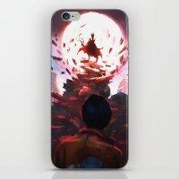 akira iPhone & iPod Skins featuring Akira by °thoOm