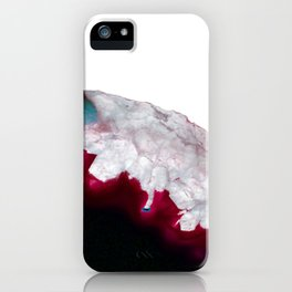 Imperfection Agate iPhone Case