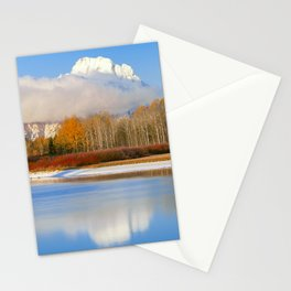 Oxbow Bend – Grand Teton National Park, USA Stationery Cards
