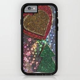 Big Love in a Winter Wonderland iPhone Case