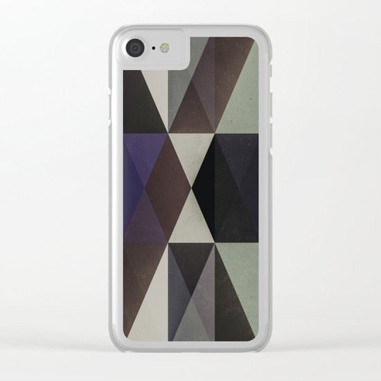 The Nordic Way XI Clear iPhone Case