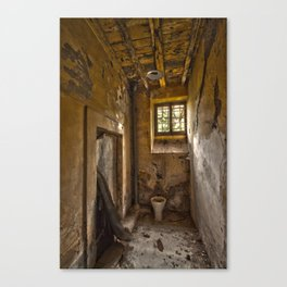 Throne Room Canvas Print