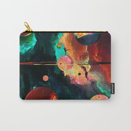 Ívi (Abstract 48) Carry-All Pouch
