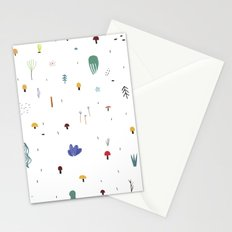 forest flare Stationery Cards