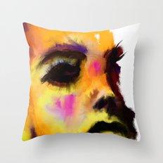 Gemini - Left Throw Pillow