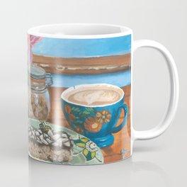 ''Catching Up'' Coffee Mug