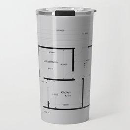 the apartment Travel Mug