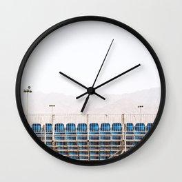 Scenes from Eilat 2018, 30 Wall Clock