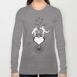 The fable of two blind lovers. Long Sleeve T-shirt