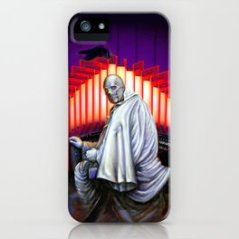 Dr. Phibes Vincent Price horror movie monsters iPhone Case