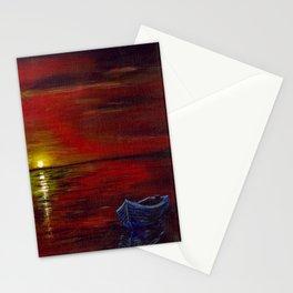 Rowboat Stationery Cards