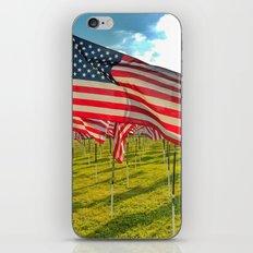 Star Spangled Banners iPhone Skin
