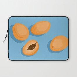 still life of apricots Laptop Sleeve