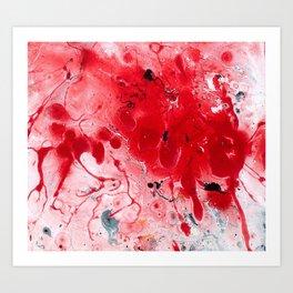 Ink 2 Art Print
