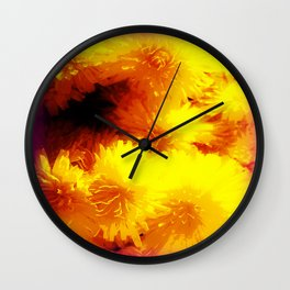 Simple Joys Wall Clock