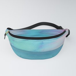 Painted Seascape Fanny Pack