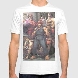Street Fighter - Villains T-shirt