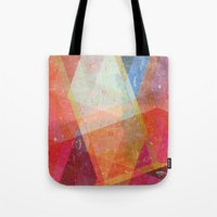 prism Tote Bags featuring Prism by Zeke Tucker
