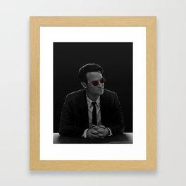 Matt Murdock Framed Art Print