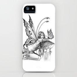 toadstool fairy iPhone Case