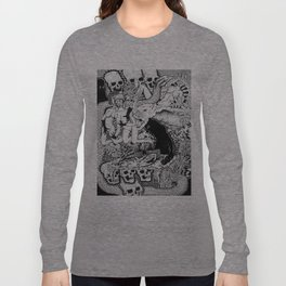 Dinner with Strippers Long Sleeve T-shirt