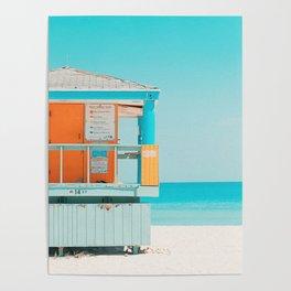 Santa Monica / California Poster