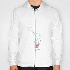 Edna the Elephant (blowing bubbles) Hoody