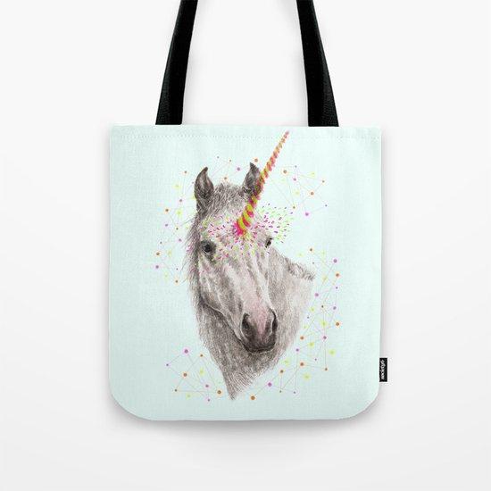 Unicorn V Tote Bag