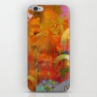 weird iPhone & iPod Skins featuring Weird by Joe Ganech