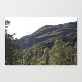 The Trossachs Canvas Print