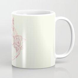 Fluffy Fox Coffee Mug