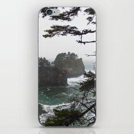Cape Flattery Ocean Blue iPhone Skin