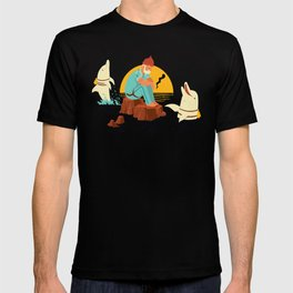 Sonnofabitch, I'm sick of these dolphins T-shirt