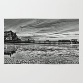 Cromer Pier in the Evening Rug