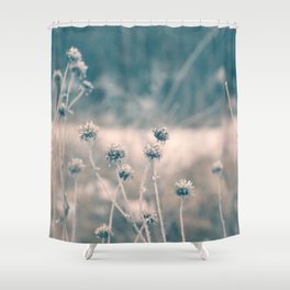 Frosted flakes Shower Curtain