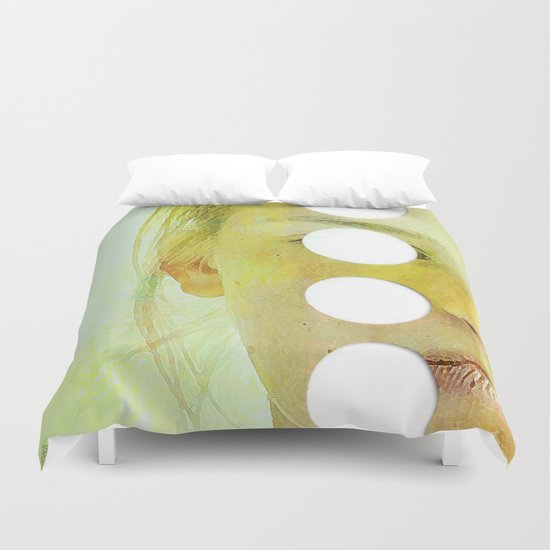 What Do You Want from Me ?  Duvet Cover