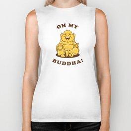 Oh My Buddha Biker Tank