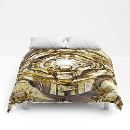 In Hadron Collider. Comforters