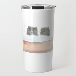 Bristly Bear Brothers Travel Mug