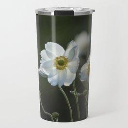 Graceful Anemones, No. 2 Travel Mug