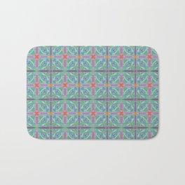 Color pattern no.5 Bath Mat