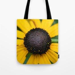 flower center Tote Bag