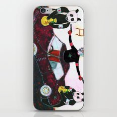Extorsion iPhone & iPod Skin