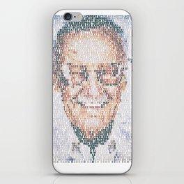 Stan Lee. iPhone Skin