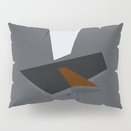 Somber Procrastination Pillow Sham