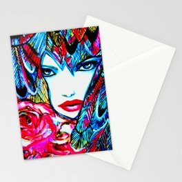 PHOENIX  #society6 #decor #buyart Stationery Cards