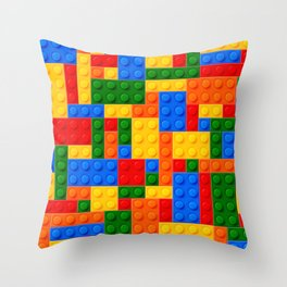 IconPatterns69 Throw Pillow