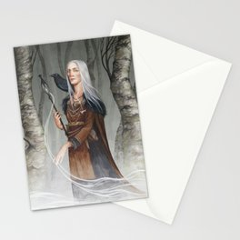 Volva ~ A Compendium of Witches Stationery Cards