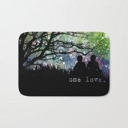 One Love Bath Mat
