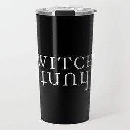 witch hunt Travel Mug